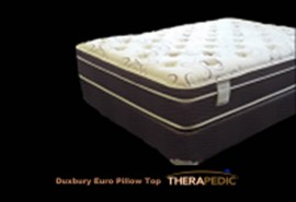 Duxbury Ultra Euro-Pillowtop
