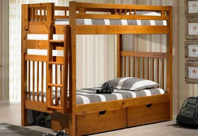 Stoughton Bunk bed