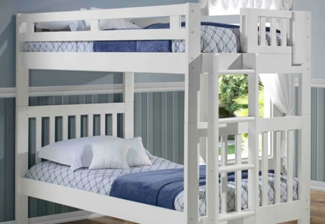 Norwood Bunk bed white