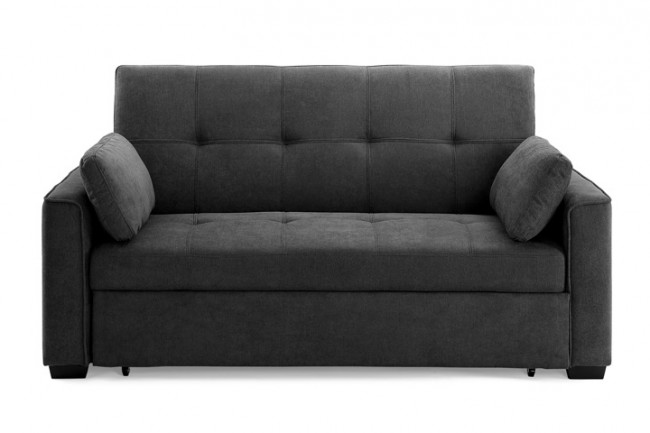 Jupiter Sleep Sofa Charcoal